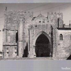 Postales: TUY (PONTEVEDRA).- FACHADA DE LA CATEDRAL. Lote 78462713