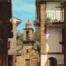 Postales: RIBADAVIA - 5 PLAZUELA DE LA MAGDALENA. Lote 78890517