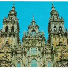 Postales: POSTAL SANTIAGO DE COMPOSTELA - 3475 - CATEDRAL - TORRES - POSTALES FAMA - SIN CIRCULAR. Lote 80124965