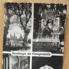 Postales: SANTIAGO DE COMPOSTELA. Lote 82718996