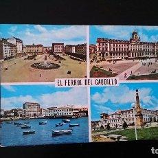 Postales: TARJETA POSTAL EL FERROL DEL CAUDILLO 175 - EDICIONES PARIS - NO ESCRITA NO CIRCULADA . Lote 83145676