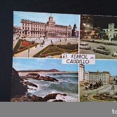 Postales: TARJETA POSTAL EL FERROL DEL CAUDILLO 2023 - EDICIONES ARRIBAS - NO ESCRITA NO CIRCULADA . Lote 83145860