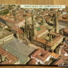 Postales: SANTIAGO DE COMPOSTELA - CATEDRAL. Lote 83401356