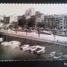 Postales: FOTO POSTAL TROQUELADA.VIGO, AVENIDAS. Lote 85111624