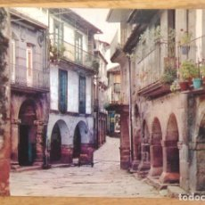 Postales: RIBADAVIA - ORENSE - LA MAGDALENA. Lote 85699616