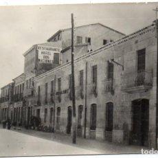 Postales: PS7649 VERÍN 'HOTEL DOS NACIONES'. P. ESPERON. SIN CIRCULAR. AÑOS 40. Lote 86014604