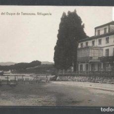 Postales: VILAGARCÍA DE AROUSA - VILLAGARCÍA - PALACIO DEL DUQUE DE TERRANOVA - P20262. Lote 86035028