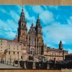 Postales: SANTIAGO DE COMPOSTELA - CATEDRAL. Lote 86700568