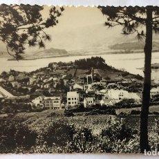 Cartes Postales: POSTAL FOTOGRÁFICA. VISTA GENERAL. STA. MARÍA DE ORTIGUEIRA. LA CORUÑA.. Lote 87526748