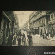 Postales: VIGO PONTEVEDRA CALLE DEL PRINCIPE. Lote 87960652