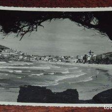 Postais: FOTO POSTAL DE MALPICA (LA CORUÑA)PLAYA, FOTO GERVASIO, ESCRITA. Lote 88276432