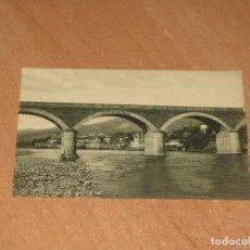 Postales: POSTAL DE BARCO DE VALDEORRAS. Lote 88846996