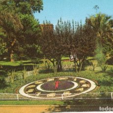 Postales: LA CORUÑA - RELOJ FLORAL. Lote 89041392
