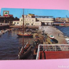 Postales: POSTAL-VIGO-PONTEVEDRA-REAL CLUB NÁUTICO-1956-ESCRITA-NO CIRCULADA-VER FOTOS.. Lote 89607120