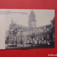 Postales: TARJETA POSTAL (1920'S) CELANOVA (HAUSER Y MENET) ¡SIN CIRCULAR! ¡ORIGINAL!. Lote 89790092