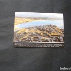 Cartes Postales: POSTAL DE - CASTRO DE BAROÑA BONITA VISTA - LA DE LA FOTO VER TODOS MIS LOTES DE POSTALES. Lote 90608650