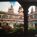 Postales: SANTIAGO DE COMPOSTELA - CLAUSTRO DEL COLEGIO DE FONSECA. Lote 91516170