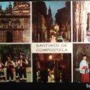 Postales: SANTIAGO DE COMPOSTELA. Lote 91516205