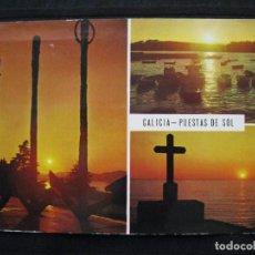 Postales: POSTAL GALICIA - PUESTAS DE SOL.. Lote 93856355