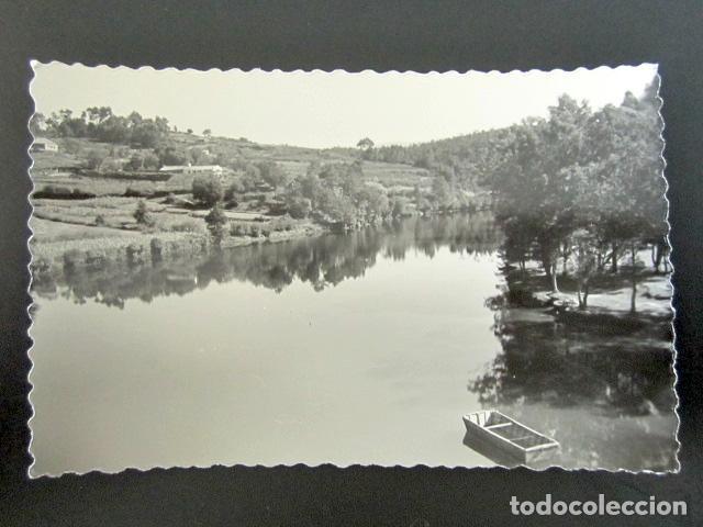 POSTAL PONTEVEDRA. PAISAJE DEL RÍO LEREZ. (Postales - España - Galicia Moderna (desde 1940))