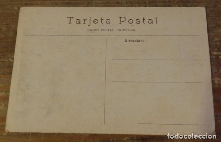 Postales: POSTAL: RIBEIRANA, BAILE. ( BAILE TIPICO DE ORENSE). SIN CIRCULAR - Foto 2 - 94640203