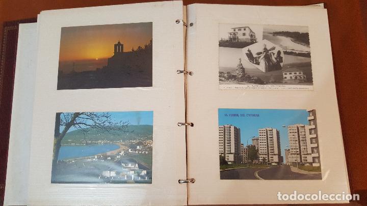 Postales: 199 postales de Galicia. 2 álbumes Galicia. Coleccionismo, postales antiguas. - Foto 6 - 95348703