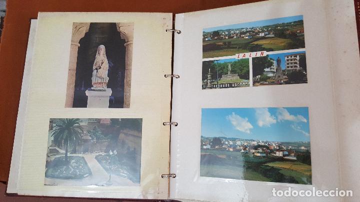 Postales: 199 postales de Galicia. 2 álbumes Galicia. Coleccionismo, postales antiguas. - Foto 11 - 95348703