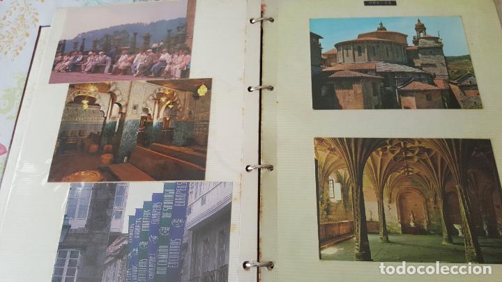 Postales: 199 postales de Galicia. 2 álbumes Galicia. Coleccionismo, postales antiguas. - Foto 13 - 95348703