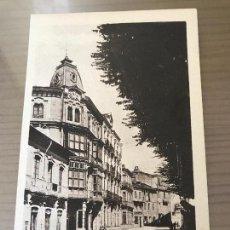 Postales: ANTIGUA POSTAL LUGO PLAZA MAYOR GRAFOS MADRID . Lote 95730591