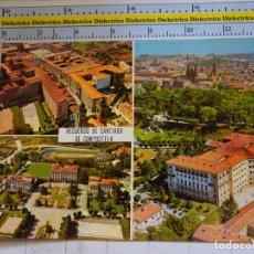 Postales: POSTAL DE LA CORUÑA. AÑOS 70. SANTIAGO DE COMPOSTELA. 607. Lote 96026375
