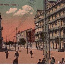 Postales: VIGO - PONTEVEDRA - AVENIDA GARCIA BORBON. Lote 96027603