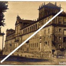 Postales: RARA POSTAL FOTOGRAFICA - MONFORTE (LUGO) - CONVENTO DE PP. ESCOLAPIOS - FOTO FERRER - CORUÑA . Lote 96714095