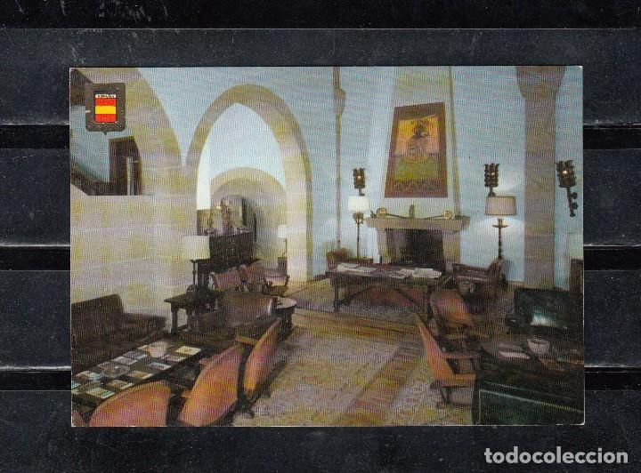 PARADOR NACIONAL CONDES DE VILLALBA (Postales - España - Galicia Moderna (desde 1940))