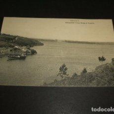 Postales: RIBADEO LUGO VILLA VIEJA Y PUERTO. Lote 97399263