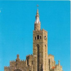 Postales: PANJON (PONTEVEDRA). TEMPLO VOTIVO DEL MAR. Lote 97492531