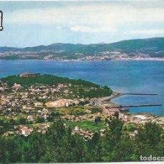 Postales: VIGO (PONTEVEDRA). VISTA DEL MONTE DE LA GUIA Y RIA DESDE LA MADROA. Lote 97492843