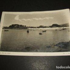 Postales: CANIDO RIA DE VIGO PONTEVEDRA VISTA. Lote 97644923
