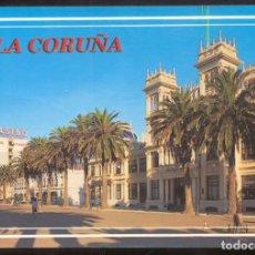 Postales: 260 - LA CORUÑA.- JARDINES DE MENDEZ NUÑEZ . EDIFICIO LA TERRAZA. Lote 98431991