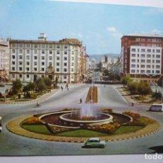 Cartes Postales: POSTAL EL FERROL -PLAZA ESPAÑA -ESCRITA. Lote 98679775