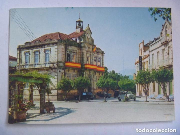Postal de gondomar pontevedra casa consis comprar for Casa moderna galicia