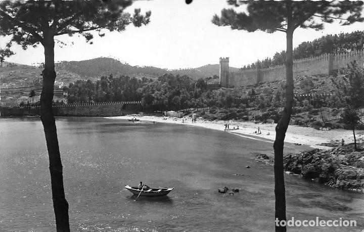 5453263656254 bayona (pontevedra).- playa de la barbeira - Buy Postcards from ...