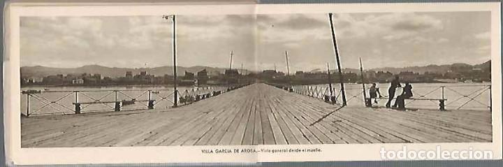 Postales: RECUERDO DE VILLAGARCÍA DE AROSA.- 10 POSTALES - Foto 6 - 99517883