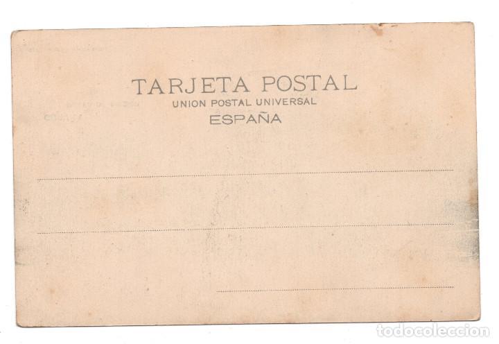 Postales: LA CORUÑA. PLAYA DE RIAZOR. HAUSER&MENET 667 - Foto 2 - 100231055