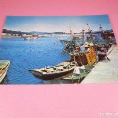Postales: POSTAL-PUERTO CANGAS DE MORRAZO-1973-IMPOLUTA-SIN CIRCULAR-ANTIGUA-VER FOTOS. Lote 101326755