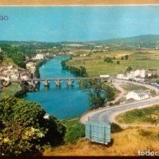 Postales: LUGO - PUENTE ROMANO. Lote 101609083