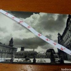 Postales: PLAZA DEL OBRADOIRO. ( PLAZA DE ESPALA). SANTIAGO DE COMPOSTELA.. Lote 101677927