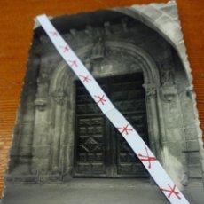 Postales: IGLESIA DE SANTA MARIA SALOMÉ. SANTIAGO DE COMPOSTELA. Lote 101678418