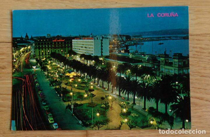LA CORUÑA - AVENIDA LOS CANTONES (Postales - España - Galicia Moderna (desde 1940))