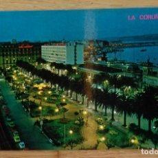 Postales: LA CORUÑA - AVENIDA LOS CANTONES. Lote 102092475
