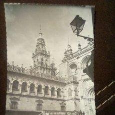 Postales: POSTAL DE LA CORUÑA -SANTIAGO DE COMPOSTELA - CATEDRAL AÑOS 30'50 EDICIONES LUJO SIN CIRCULAR. Lote 102286252
